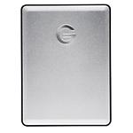 G-Technology 1TB G-DRIVE Mobile USB 3.0 Portable External Hard Drive -Silver