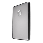 G-Technology 1TB G-DRIVE Mobile USB-C Portable External Hard Drive-Space Gra