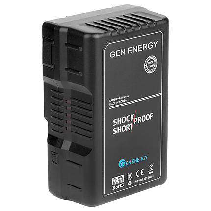 GEN ENERGY G-B200 195Wh V-Mount Li-ion Battery