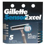 Gillette Sensor Excel Blades 5-Pack