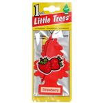 Little Tree Strawberry Air Freshner Single Pack