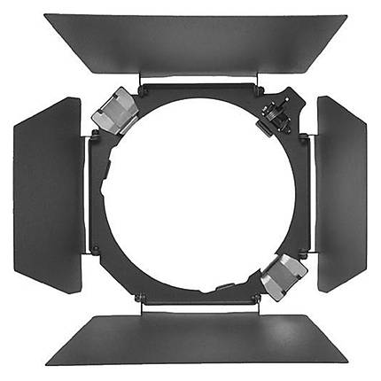 Hensel 4-Wing Barn Door for 7 Inch Reflector