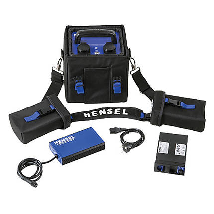 Hensel Power Max L Lithium Mobile Power Supply Kit