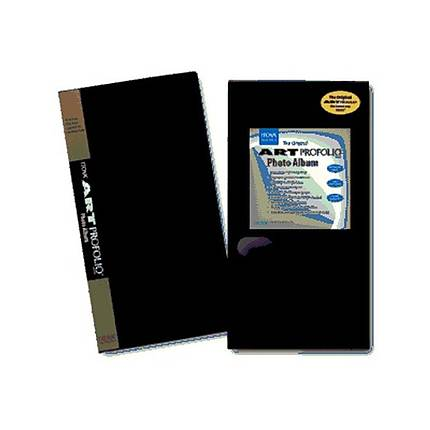 Itoya 4x6 3UP Art Profolio Photo Album 20 Pages Holds 120 Images