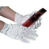 Kalt Lintless Cotton Gloves - White