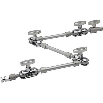 Kupo Articulated Arm W/Baby 5/8 Stud W/ 3/8-16F