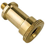 Kupo Male Adapter Stud 5/8 with 3/8-16F