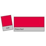 LEE Filters Plasa Red Lighting Effect Gel Filter