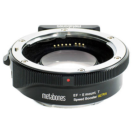 Metabones Canon EF Lens to Sony E Mount T Smart Adapter 0.71X II (Mark IV)
