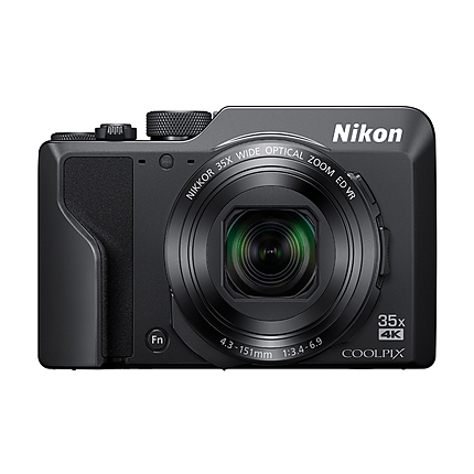 Nikon COOLPIX A1000 Digital Camera (Black)