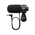 Nikon ME-1 Stereo Microphone w/ Wind Screen  and  Soft Case