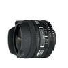 Nikon AF Nikkor 16mm f/2.8D Fisheye Lens - Black