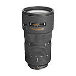Nikon AF Zoom-Nikkor 80-200mm f/2.8D ED Telephoto Zoom Lens - Black