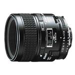 Nikon AF Micro-Nikkor 60mm f/2.8D Standard Macro Lens - Black