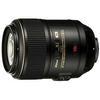 Nikon AF-S VR Micro-Nikkor 105mm f/2.8G IF-ED Macro Lens - Black