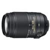 Nikon AF-S DX Nikkor 55-300mm f/4.5-5.6G ED VR Super Telephoto Lens - Black