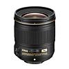 Nikon AF-S Nikkor 28mm f/1.8G Wide Angle Prime Lens - Black