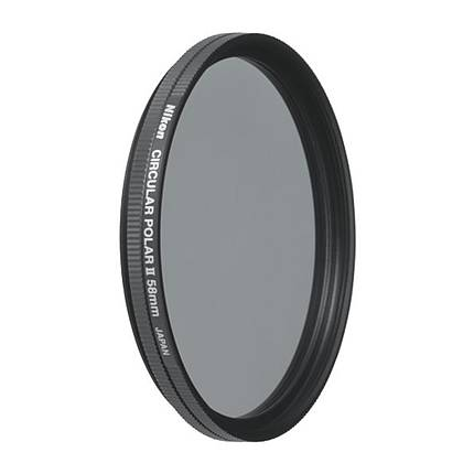 Nikon 58mm Circular Polarizer II Filter