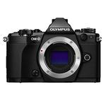 Olympus OM-D E-M5 Mark II Mirrorless Micro 4/3 Digital Camera Body - Black