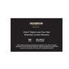 Olympus Zuiko Digital Lens 4-Year Extended Limited Warranty