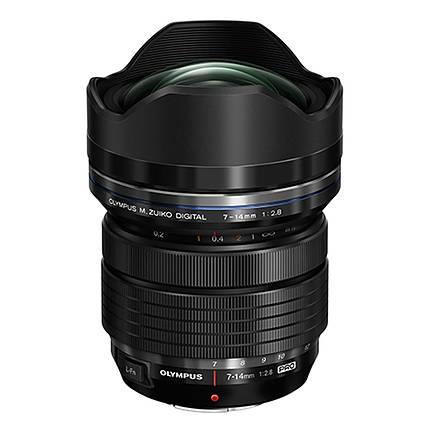 Olympus M.Zuiko ED 7-14mm f/2.8 PRO Lens