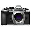 Olympus OM-D E-M1 Mark II Camera (Silver, Body Only)