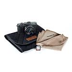 Olympus PEN E-PL10 Camera Black w/14-42mm Lens, Case, Lens Cloth,  and  SD Card