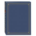 Pioneer APS Bi-Directional Memo 3-Ring Photo Album - Bay Blue