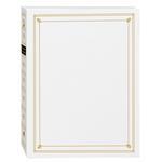 Pioneer APS Bi-Directional Memo 3-Ring Photo Album - White