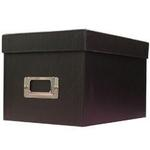 Pioneer Photo Albums CD/DVD Storage Box - Black