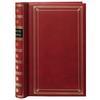 Pioneer 4 x 6 In. Bi-Directional Memo Photo Album (300 Photos) - Red