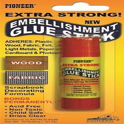 Pioneer Embellishment Glue Stick