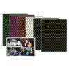 Pioneer Flexible Cover Compact Photo Album (64 Photos) - Multicolor