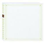 Pioneer 3.5 x 5.25 In. Full Size Memo Pocket Photo Album (300 Photos)-White