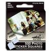 Pioneer Photo Mounts Self-Stick Tabs (500 Tabs)