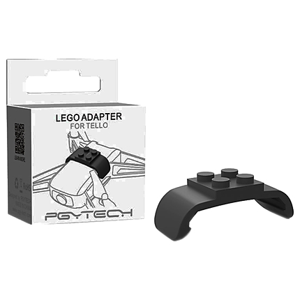 PGYTECH LEGO Toy Adapter for Tello Quadcopter