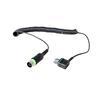 Phottix Indra Battery Pack Flash Cable for Phottix Mitros (Black)