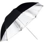 Phottix Reflective Studio Umbrella, Silver/ Black - 33in/ 84cm