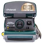 Polaroid Originals 600 Camera - Express Green