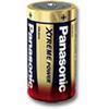 Panasonic Alkaline Plus C 2 Pack Batteries