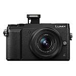 Panasonic GX85 Mirrorless Micro 4/3 Digital Camera with 12-32mm Lens Black