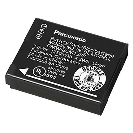 Panasonic DMW-BCM13 Li-Ion Battery Pack for Select Lumix Digital Cameras