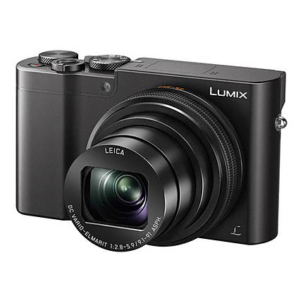 Panasonic Lumix DMC-ZS100 Digital Camera -Black