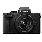 Panasonic LUMIX G100 Mirrorless 4K Vlogging Camera with 12-32mm Lens