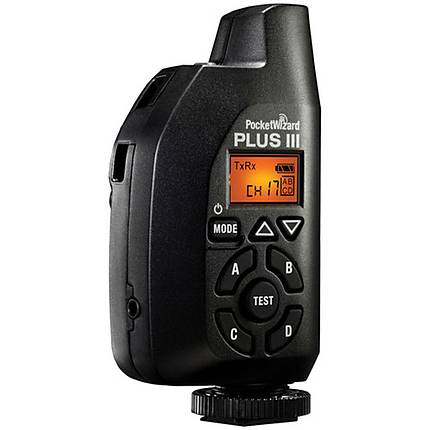 PocketWizard Plus III Transceiver (PW-Plus 3-FCC)
