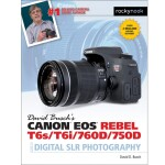 Canon Rebel T6s/T6i Guide to DSLR Photography by David Busch