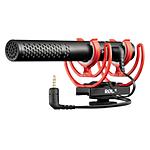 Rode VideoMic NTG Hybrid Analog/USB On-Camera Shotgun Microphone