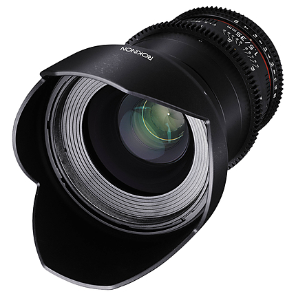 Rokinon 35mm T1.5 Cine AS UMC Lens for Sony A Mount