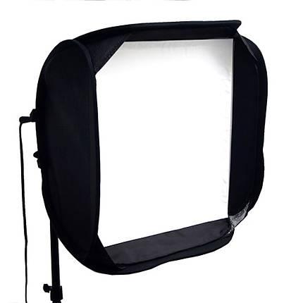 RPS Studio 75W FL Soft Box 1 Light Kit with Stand