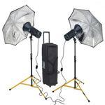 RPS Studio  LED Studio 2 Light 2000Watt Light Kit